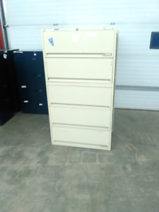 4 and 5 drawer filing cabinets