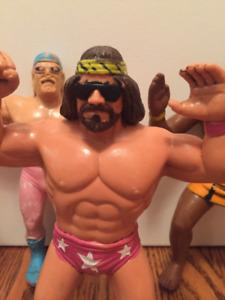Action Figures - WWE 1985-1987
