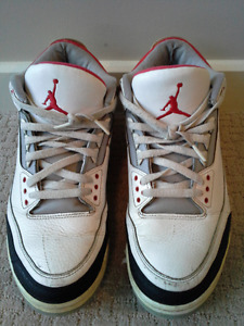 Old Air Jordan's (2006) (size 10.5) Pick up downtown