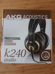 Casque AKG k240 Studio