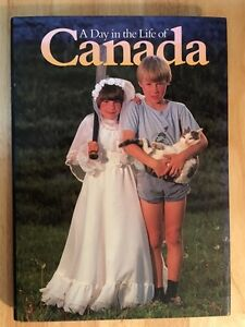 A DAY IN THE LIFE OF CANADA - June 8, 1984 - for Collectors!