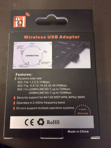 UNIWAY Parsons---USB mini Wifi adapter for sale