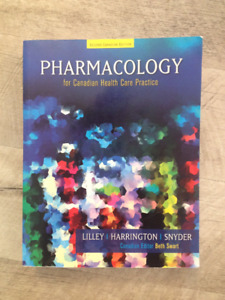 Pharmacology: for Canadian Health Care Practice [2nd Ed.]