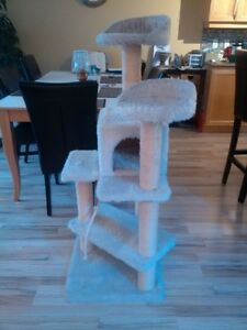 Cat tower - house and play structure