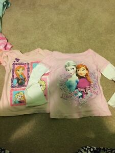 4T frozen shirts