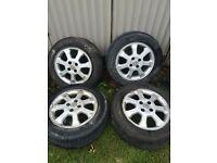 Mk4 Vauxhall Astra Alloy Wheels