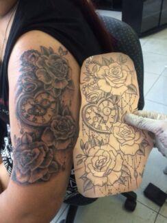 Wanted: Tattoo school