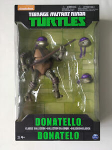 TMNT Ninja Turtles Secret of the Ooze Classic Collection Don