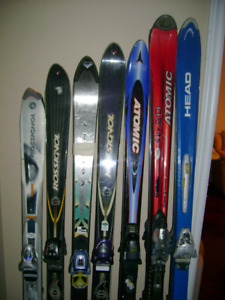 parabolic downhill skis for men