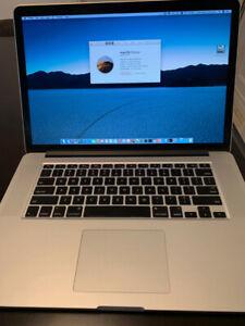 "2012 Apple MacBook Pro 15"" Retina"