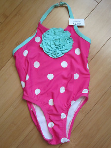 Girls Swim Suits - Size 3