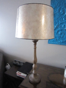Table Lamp with Shade, NEW