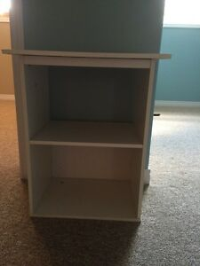 Free. Good storage and shelving