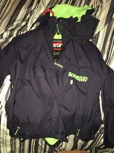 Superdry jacket and Mexx Coat