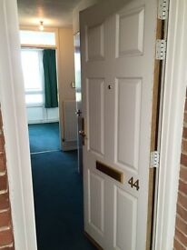 1 bed flat in Leicester city centre