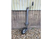 Heavy duty trailer jockey wheel new!
