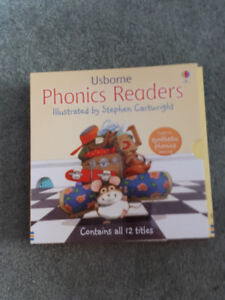 Usborne Phonics Books Set of 12