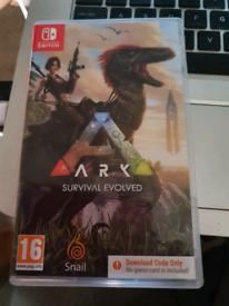 ARK - SURVIVAL Evolved - for Nintendo switch