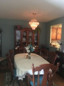 China Cabinet & Table for Sale