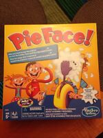 Pie Face game.  New unopened. $40 firm.