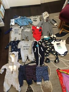 Baby boy clothes excellent condition