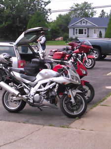 2003 SV1000 * thousands in extras*
