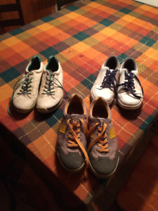 Size 11.5 Used Golf Shoes, Ecco and Callaway