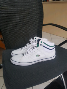 Nike, lacoste et Fred Perry Shoes a vendre