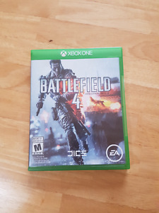 Battlefield 4 - Xbox One - Perfect Condition