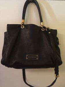 Authentic Marc Jacobs Italian leather bag