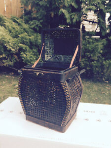 Wicker Box for sale