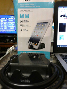 Belkin Tablet/cell phone stand ,charger,surge protector
