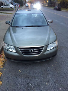 2009 Hyundai Sonata *NEGOTIABLE*