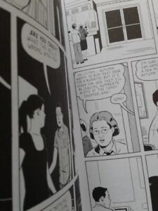 ADRIAN TOMINE SHORT COMINGS LIVRE VERSION ANGLAISE BANDE DESSINÉ