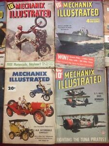$200 OBO ROUGHLY 50 OLD MECHANIC BOOKS Cornwall Ontario image 2