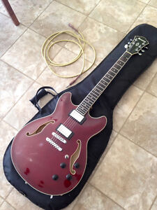 IBANEZ ARTCORE ELECTRIC GUITAR AND AMP