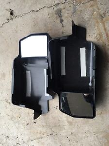 Ford clip on tow mirrors.