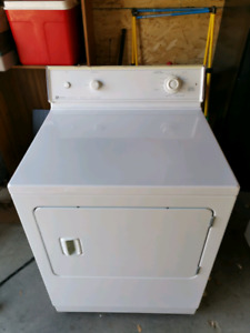 MayTag washing machine and dryer