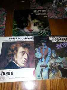 LOT OF 3 VINTAGE RECORDS FAIR COND $5.00 FOR ALL Windsor Region Ontario image 1