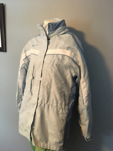 Womens 3 in 1 Columbia Winter Coat Size Large