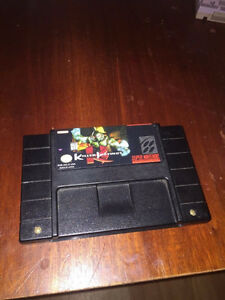 SNES Super Nintendo -- Killer Instinct