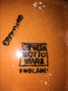 Motto Ware England Milk Jug West Island Greater Montréal image 3