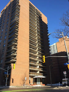 Centretown One Bedroom Condo Laurier at Bay