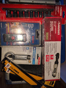 Various tools all new