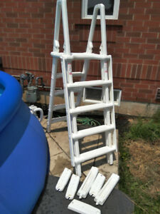Heavey Duty Pool Ladder
