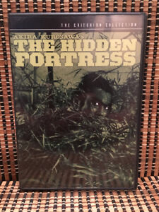 The Hidden Fortress (DVD, 2001)Criterion Collection #116.Include