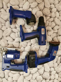 Joblot of power tools in excellent condition just needs a charger