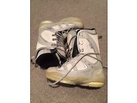 Snowboard boots 7