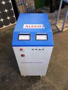 Aleko pure sine wave inverter 2500W (new)