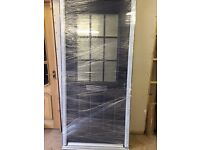 Composite door new anthracite grey.